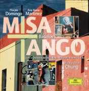 Ana María Martínez, Luis Bacalov, Coro e Orchestra dell'Accademia, Myung-Whun Chung, Nazionale di Santa Cecilia, Plácido Domingo: Bacalov/ Piazzolla: Misa Tango - CD