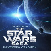 Robert Ziegler, Slovak National Symphony Orchestra, Slovak Philharmonic Choir: Music From The Star Wars Saga: The Essential Collection - CD