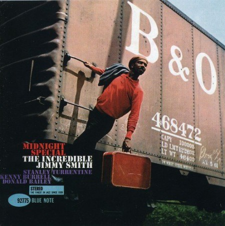 Jimmy Smith: Midnight Special - CD