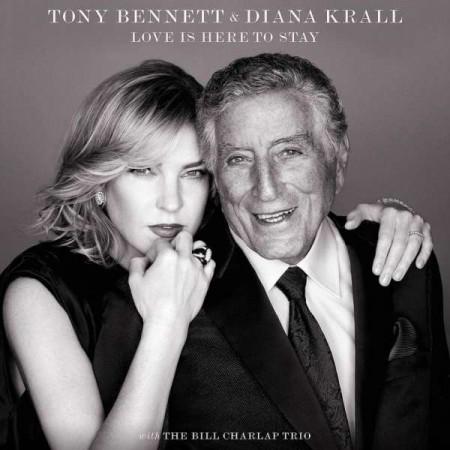 Tony Bennett, Diana Krall: Love Is Here To Stay - Plak