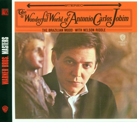 Antonio Carlos Jobim: The Wonderful World of Antonio Carlos Jobim - CD