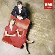 Sabine Meyer, Julian Bliss: Krommer: Double Clarinet Concerto; Spohr: Clarinet Concertos Nos. 2 & 4 - CD