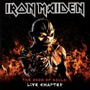 Iron Maiden: The Book Of Souls: Live Chapter - Plak