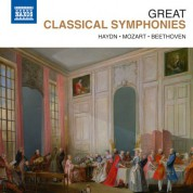 Çeşitli Sanatçılar: Great Classical Symphonies - CD