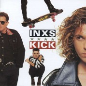 Inxs: Kick - Plak