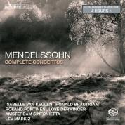 Nieuw Sinfonietta Amsterdam, Lev Markiz: Felix Mendelssohn-Bartholdy: The Complete Solo Concertos - SACD