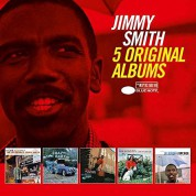 Jimmy Smith: 5 Original Albums - CD