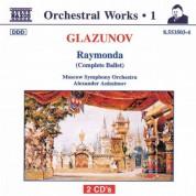 Alexander Anisimov: Glazunov, A.K.: Orchestral Works, Vol.  1 - Raymonda - CD