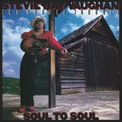 Stevie Ray Vaughan: Soul To Soul - Plak