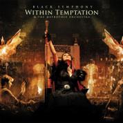 Within Temptation: Black Symphony (Gold & Red Marbled Vinyl) - Plak