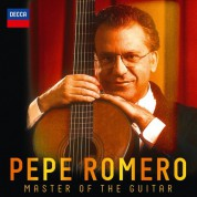 Pepe Romero - Master Of The Guitar - CD