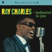 Ray Charles: Dedicated to You - Plak