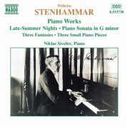 Stenhammar: Piano Works - CD