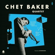 Chet Baker Quartet + 6 Bonus Tracks! (LP Collector's Edition Strictly Limited To 500 Copies!) - Plak