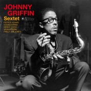 Johnny Griffin Sextet (Images by Iconic Photographer Francis Wolff) - Plak