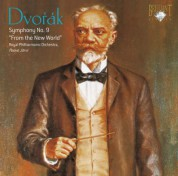 "Royal Philharmonic Orchestra, Paavo Järvi: Dvorák: Symphony No. 9 ""From the New World"" - CD"