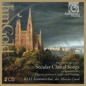RIAS Kammerchor, Marcus Creed, Alain Planès: Brahms: Lieder und Gesänge / Zigeunerlieder - CD