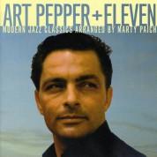 Art Pepper: + Eleven + 4 Bonus Tracks - CD