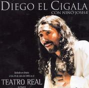 Diego El Cigala: Con Nino Josele (Teatro Real De Madrid) - CD