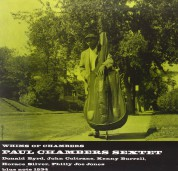 Paul Chambers: Whims Of Chambers (45rpm-edition) - Plak