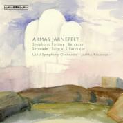 Lahti Symphony Orchestra, Jaakko Kuusisto: Armas Järnefelt: Orchestral Works - CD
