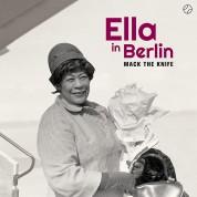 Ella Fitzgerald: Ella In Berlin - Mack The Knife + 2 Bonus Tracks! - Plak