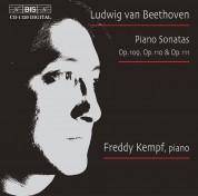 Freddy Kempf: Beethoven: Piano Sonatas No. 30, 31, 32 - CD