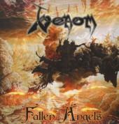 Venom: Fallen Angels - Plak
