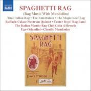 Spaghetti Rag - Rag Music With Mandolins - CD