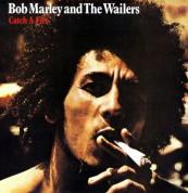 Bob Marley & The Wailers: Catch A Fire - Plak