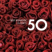 Çeşitli Sanatçılar: 50 Best Romantic Classics - CD