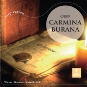 Bournemouth Symphony Orchestra, David Hill: Orff: Carmina Burana - CD