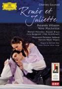 Konzertvereinigung Wiener Staatsopernchor, Mikhail Petrenko, Mozarteum Orchester Salzburg, Rolando Villazón, Yannick Nézet-Séguin: Gounod: Roméo Et Juliette - DVD