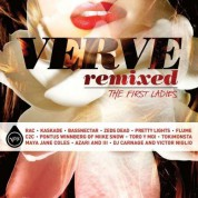 Verve Remixed: The First Ladies - CD