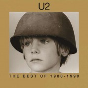 U2: Best Of 1980 - 1990 (Remastered) - Plak