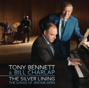 Tony Bennett, Bill Charlap: The Silver Lining: The Songs of Jerome Kern - CD