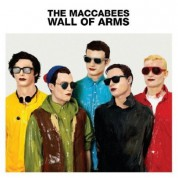 Maccabees: Wall Of Arms - CD