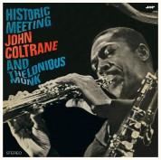 Thelonious Monk, John Coltrane: Historic Meeting John Coltrane And Thelonious Monk - Plak