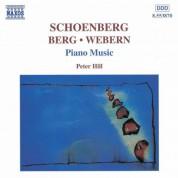 Schoenberg / Berg / Webern: Piano Music - CD