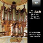 Elena Barshai: J.S. Bach: 12 Organ Concertos after Vivaldi - CD