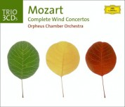 Orpheus Chamber Orchestra: Mozart: Wind Concertos - CD