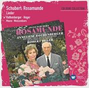 Anneliese Rothenberger, Gerald Moore, Symphonieorchester des Bayerischen Rundfunks, Robert Heger: Schubert: Rosamunde & Lieder - CD