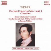 Weber: Clarinet Concertos Nos. 1 and 2 - CD