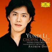 Yundi Li, Andrew Davis, Philharmonia Orchestra: Chopin/ Liszt: Piano Concertos - CD
