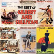 D'Oyly Carte Opera Orchestra: Gilbert And Sullivan (The Best Of) - CD