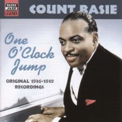Count Basie: Basie, Count: One O'Clock Jump (1936-1939) - CD