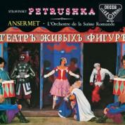 Orchestre de la Suisse Romande, Ernest Ansermet: Stravinsky: Petrushka - Plak