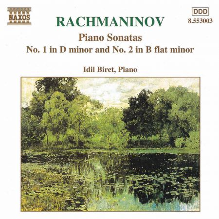Rachmaninov: Piano Sonatas Nos. 1 and 2 - CD