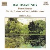 Rachmaninov: Piano Sonatas Nos. 1 and 2 - CD
