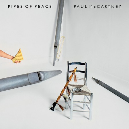 Paul McCartney: Pipes of Peace (Remastered) - Plak